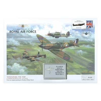 2008 90th Anniversary of the Royal Air Force